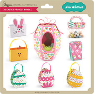 3D Easter Project Bundle