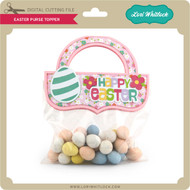 Easter Purse Topper