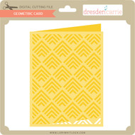 Geometric Card 4