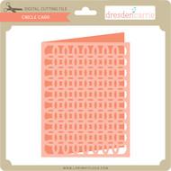 Small Circle Card