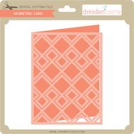Geometric Card 7