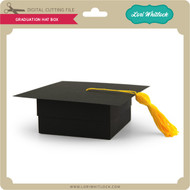 Graduation Hat Box
