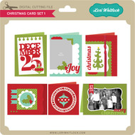 Christmas Card Set 1