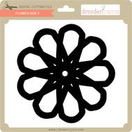 Flower Doily 6