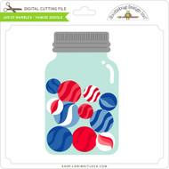 Jar Of Marbles - Yankee Doodle