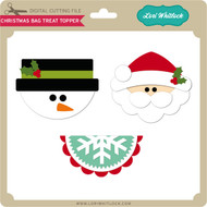 Christmas Bag Treat Topper Bundle
