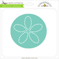 Under The Sea - Sand Dollar