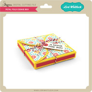 Petal Fold Cookie Box