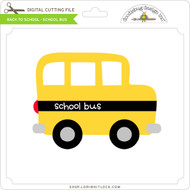 Back To School - School - Bus