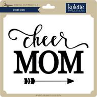 Cheer Mom