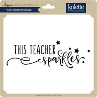This Teacher Sparkles
