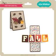 Twist Pop Card Fall
