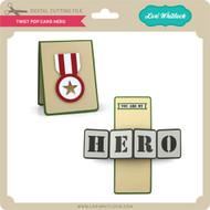 Twist Pop Card Hero