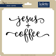 Jesus + Coffee