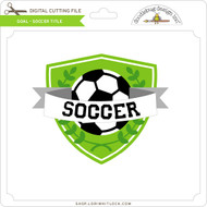 Goal - Soccer Title