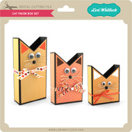 Cat Favor Box Set
