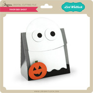 Favor Box Ghost