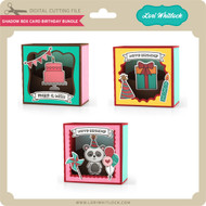 Shadow Box Card Birthday Bundle