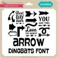 Arrow Dingbats Font