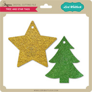 Tree and Star Tags