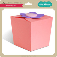 Flower Top Box