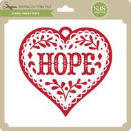 Scandi Heart Hope