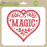 Scandi Heart Magic