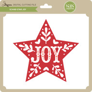 Scandi Star Joy