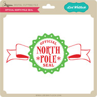 Official North Pole Seal