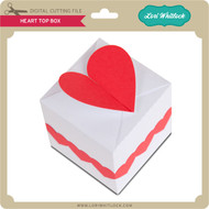 Heart Top Box