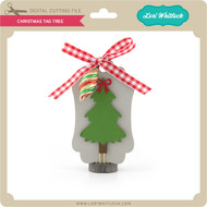 Christmas Tag Tree