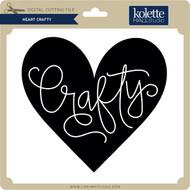 Heart Crafty