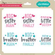 Big Sister Little Sister Lori Whitlock S Svg Shop