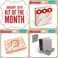 2018 January Kit of the Month