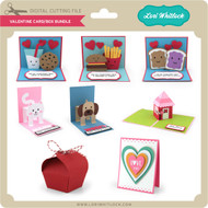 Valentine Card/Box Bundle