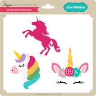 Unicorn Graphics Bundle