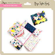Envelope Gift Mini Album