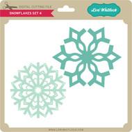 Snowflake Set 4
