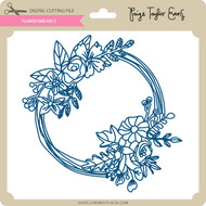 Flower Wreath 2