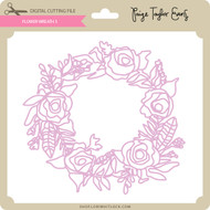 Flower Wreath 3