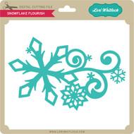 Snowflake Flourish