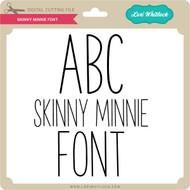 Skinny Minnie Font