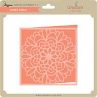 Flower Card 15