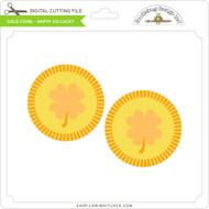 Gold Coins - Happy Go Lucky