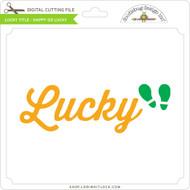 Lucky Title - Happy Go Lucky