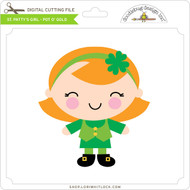 St Patty's Girl - Pot O' Gold