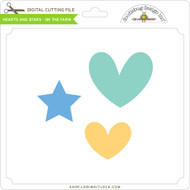 Hearts and Stars - On the Farm