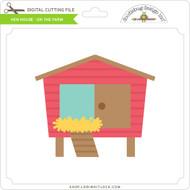 Hen House - On the Farm