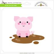 Pig #3 - On the Farm