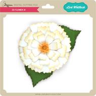 3D Flower 31
